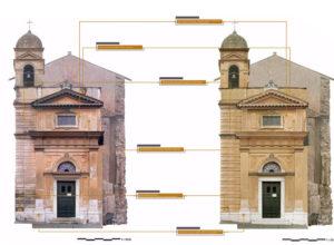 restauro edifici storici roma: foto
